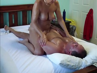 oil slide & fuck pt4