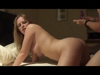 sexy blonde get hitched fucked doggystyle by husband in homevideo