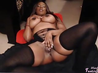 ebony big ass atop cam part 1